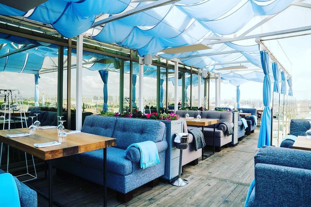 Панорамный Ресторан Карлсон (РИЦ) фото 6