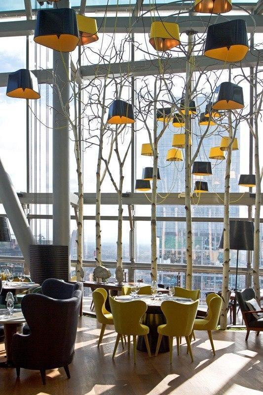 Панорамный Ресторан Карлсон (РИЦ) фото 23