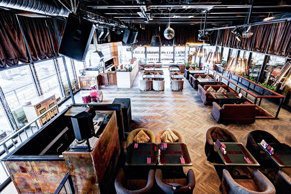 Ресторан Сытый лось в Текстильщиках фото 3