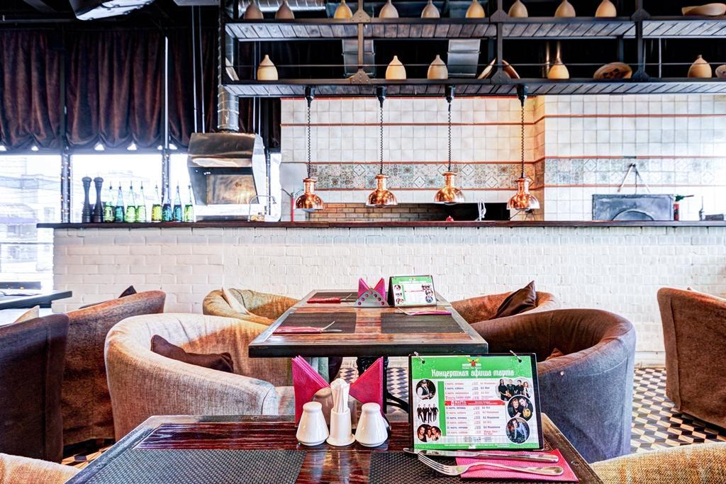 Ресторан Сытый лось в Текстильщиках фото 5