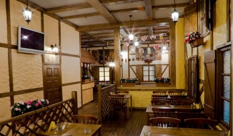 Немецкий Пивной ресторан Bier Штольц на Новых Черёмушках (Бир Штольц) фото 6