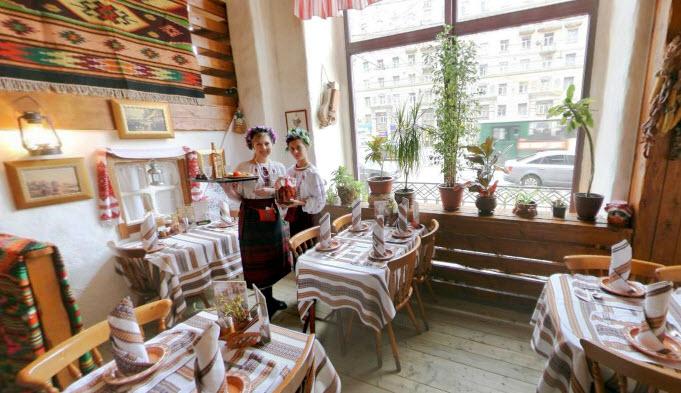Корчма Тарас Бульба на Ленинском проспекте фото 9