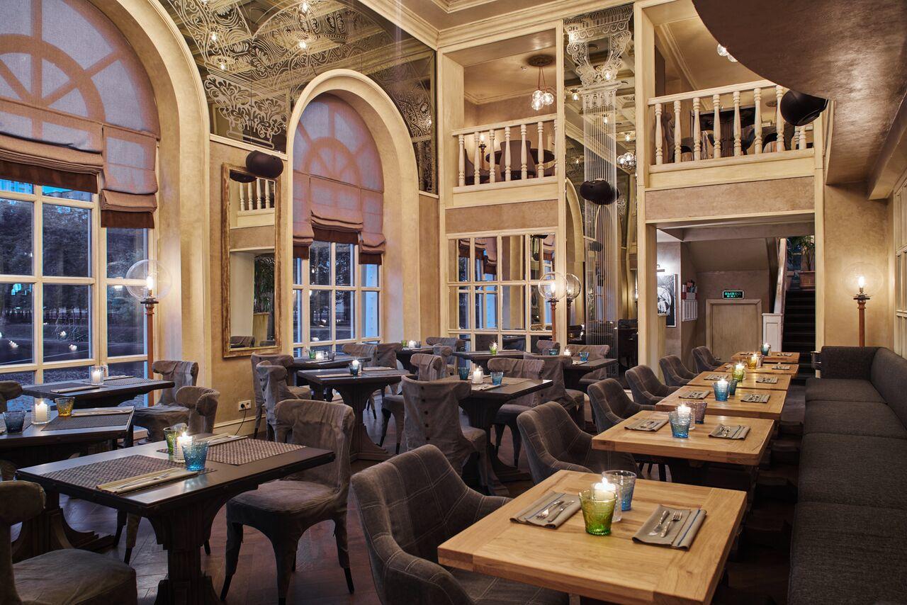Ресторан Павильон на Патриарших Прудах фото 14