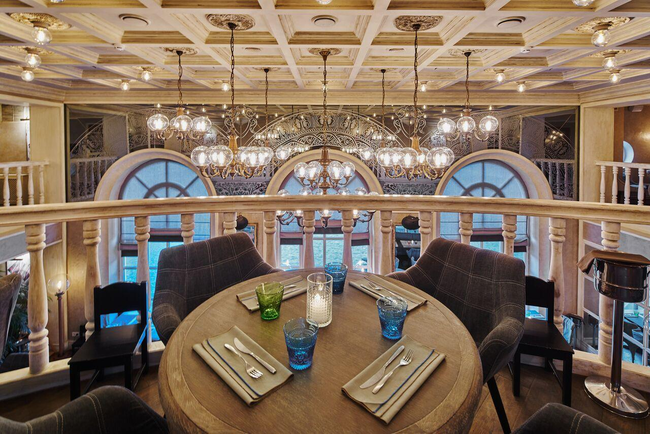 Ресторан Павильон на Патриарших Прудах фото 9