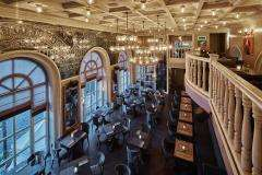 Ресторан Павильон на Патриарших Прудах фото 4