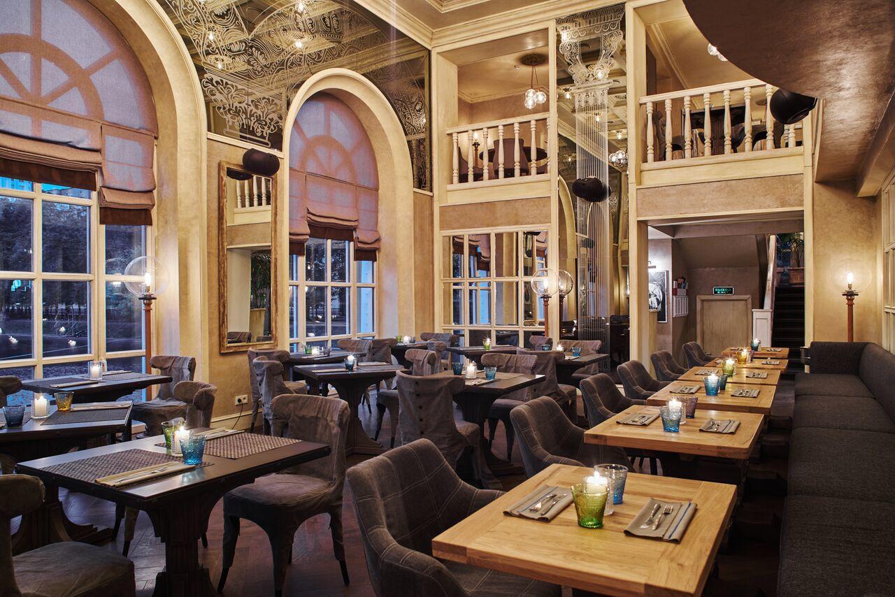 Ресторан Павильон на Патриарших Прудах фото 5