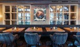 Ресторан Павильон на Патриарших Прудах фото 2