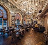 Ресторан Павильон на Патриарших Прудах фото 1