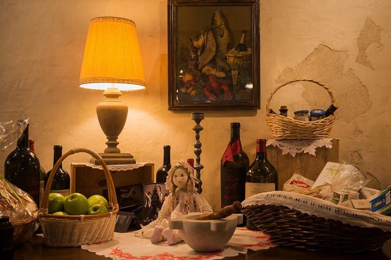 Итальянский Ресторан Osteria Monteroli (Остерия Монтероли) фото 21