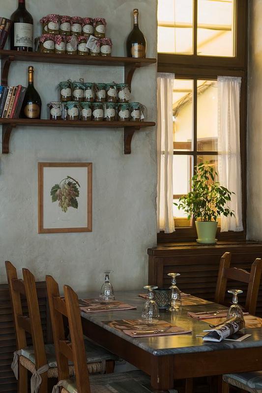 Итальянский Ресторан Osteria Monteroli (Остерия Монтероли) фото 22