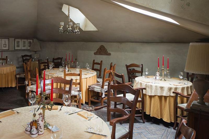 Итальянский Ресторан Osteria Monteroli (Остерия Монтероли) фото 2