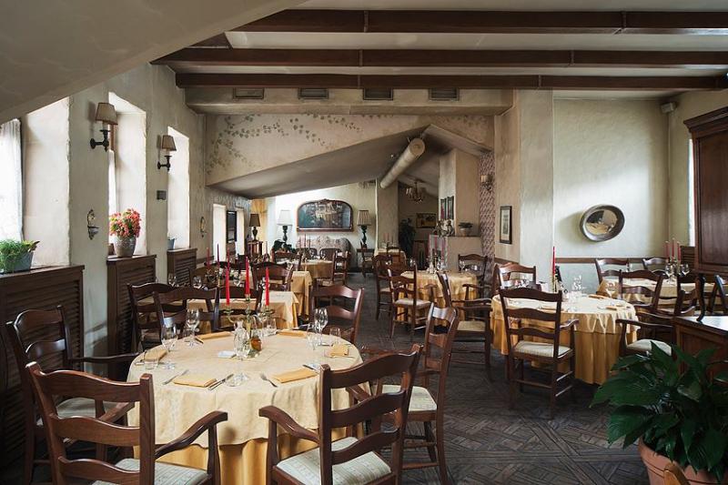 Итальянский Ресторан Osteria Monteroli (Остерия Монтероли) фото 3