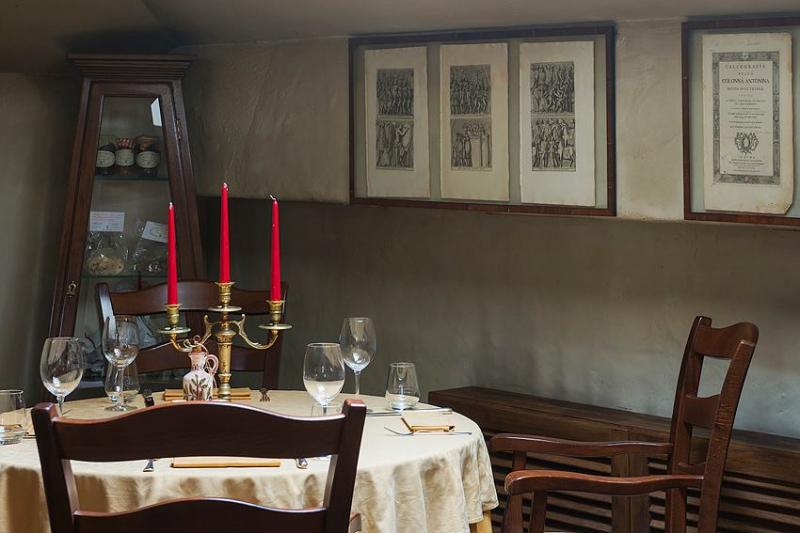 Итальянский Ресторан Osteria Monteroli (Остерия Монтероли) фото 4
