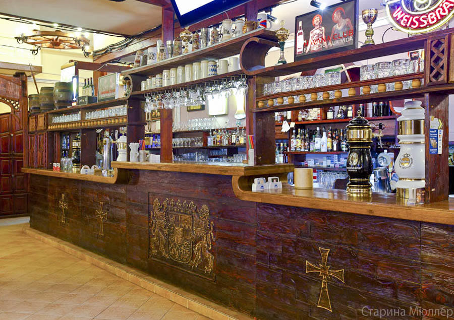 Пивной ресторан Старина Мюллер на Воронцовской (Пролетарская / Крестьянская Застава) фото 3