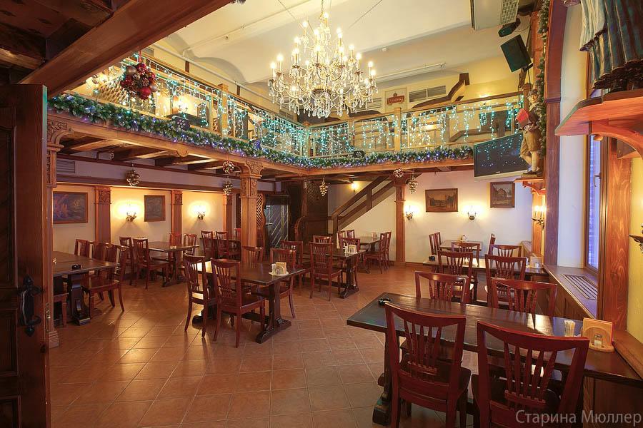 Пивной ресторан Старина Мюллер на Воронцовской (Пролетарская / Крестьянская Застава) фото 7