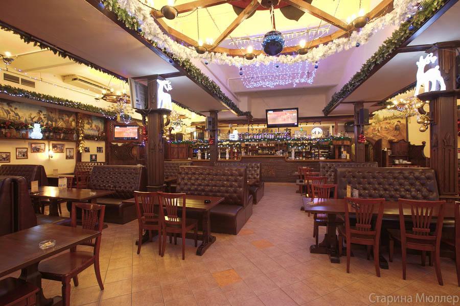Пивной ресторан Старина Мюллер на Воронцовской (Пролетарская / Крестьянская Застава) фото 8