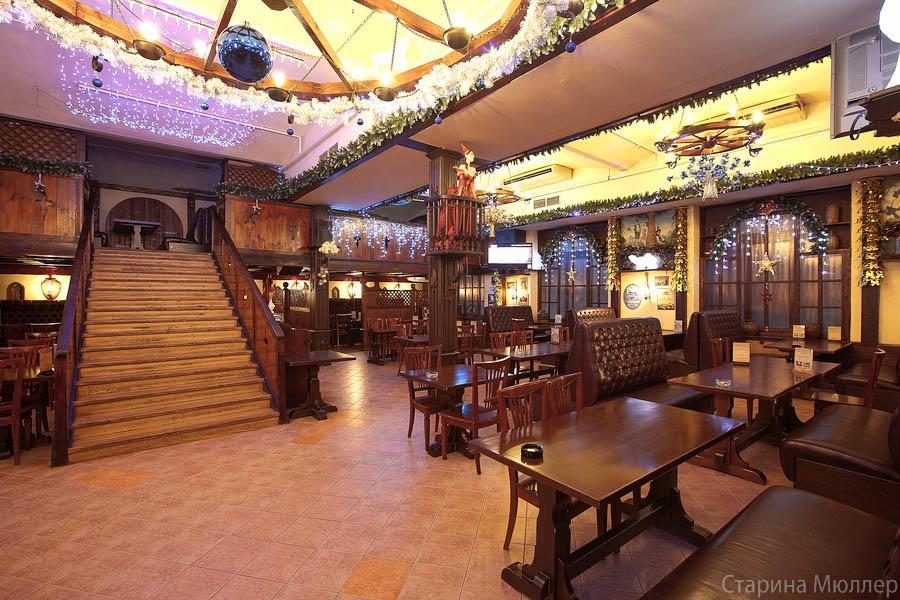 Пивной ресторан Старина Мюллер на Воронцовской (Пролетарская / Крестьянская Застава) фото