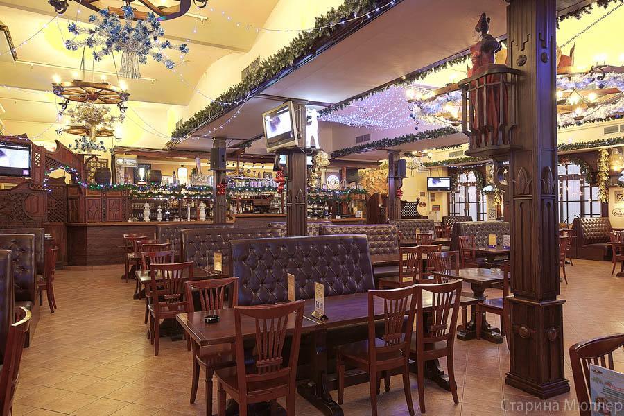 Пивной ресторан Старина Мюллер на Воронцовской (Пролетарская / Крестьянская Застава) фото 13