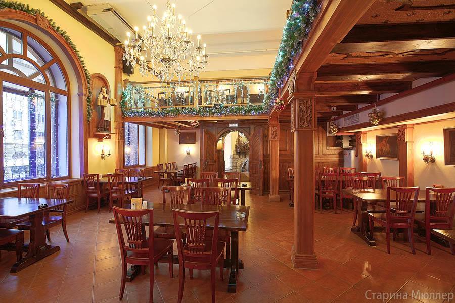 Пивной ресторан Старина Мюллер на Воронцовской (Пролетарская / Крестьянская Застава) фото 18