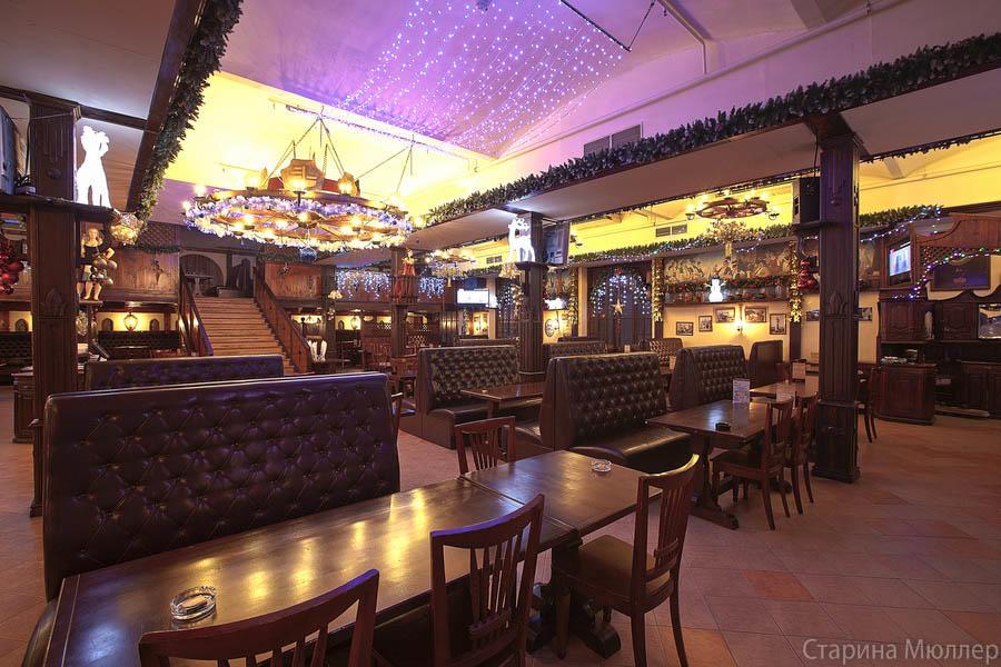 Пивной ресторан Старина Мюллер на Воронцовской (Пролетарская / Крестьянская Застава) фото 24
