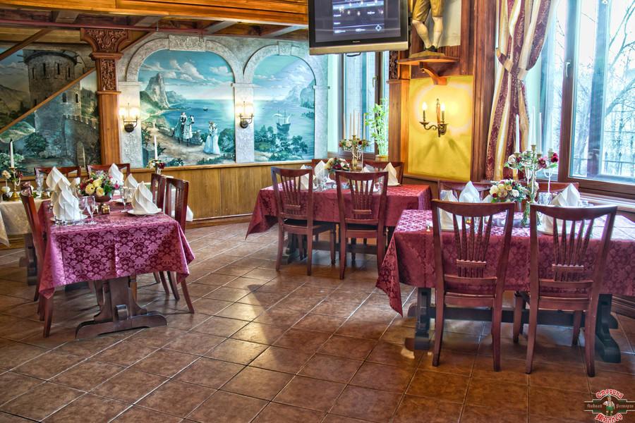 Пивной ресторан Старина Мюллер на Воронцовской (Пролетарская / Крестьянская Застава) фото 31