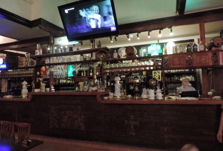 Пивной ресторан Старина Мюллер на Воронцовской (Пролетарская / Крестьянская Застава) фото 37