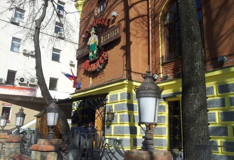 Пивной ресторан Старина Мюллер на Воронцовской (Пролетарская / Крестьянская Застава) фото 39
