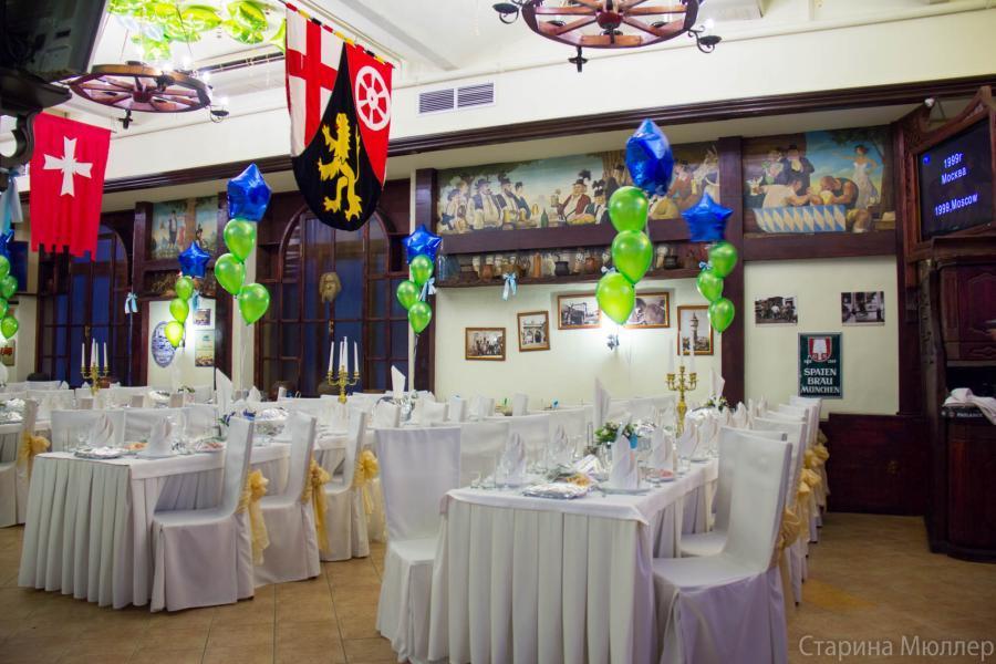 Пивной ресторан Старина Мюллер на Воронцовской (Пролетарская / Крестьянская Застава) фото 47