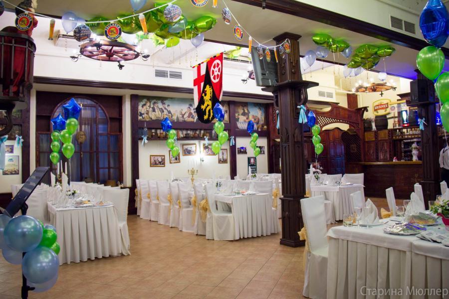 Пивной ресторан Старина Мюллер на Воронцовской (Пролетарская / Крестьянская Застава) фото 49