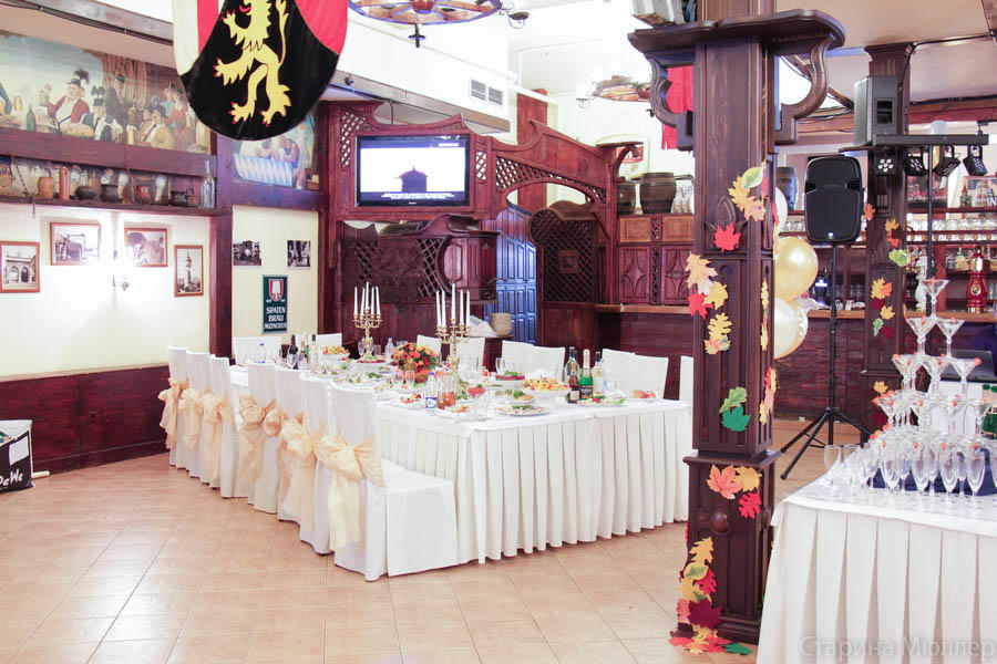 Пивной ресторан Старина Мюллер на Воронцовской (Пролетарская / Крестьянская Застава) фото 56
