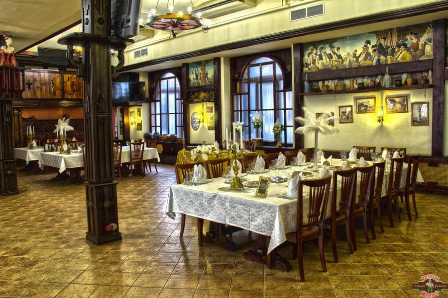 Пивной ресторан Старина Мюллер на Воронцовской (Пролетарская / Крестьянская Застава) фото 58