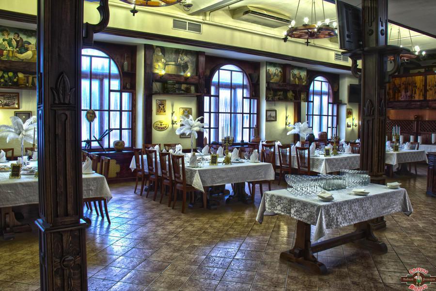 Пивной ресторан Старина Мюллер на Воронцовской (Пролетарская / Крестьянская Застава) фото 59