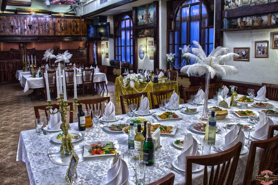 Пивной ресторан Старина Мюллер на Воронцовской (Пролетарская / Крестьянская Застава) фото 60