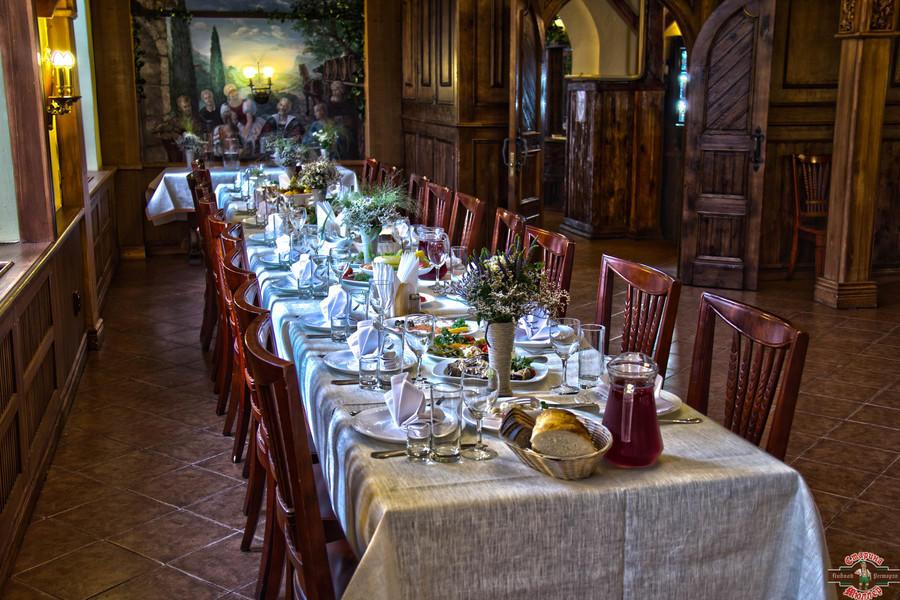 Пивной ресторан Старина Мюллер на Воронцовской (Пролетарская / Крестьянская Застава) фото 64