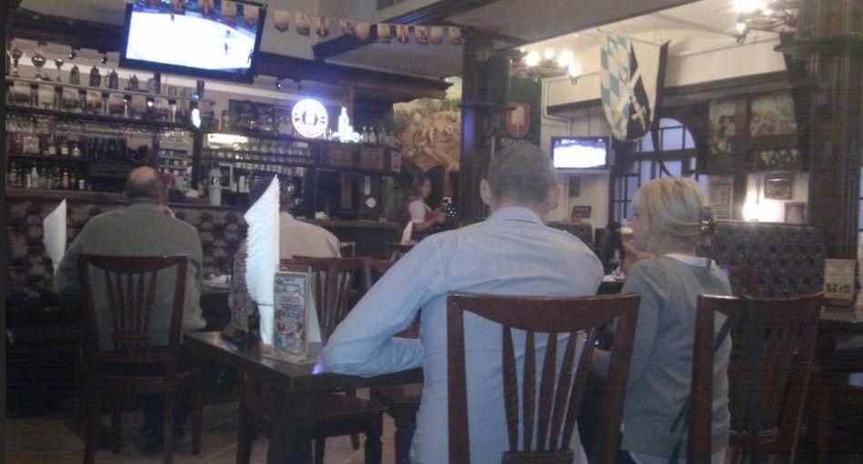 Пивной ресторан Старина Мюллер на Воронцовской (Пролетарская / Крестьянская Застава) фото 75