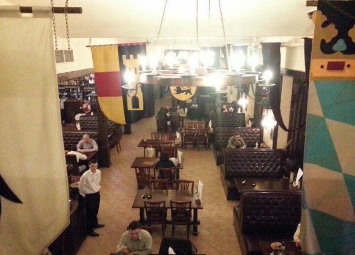 Пивной ресторан Старина Мюллер на Воронцовской (Пролетарская / Крестьянская Застава) фото 76