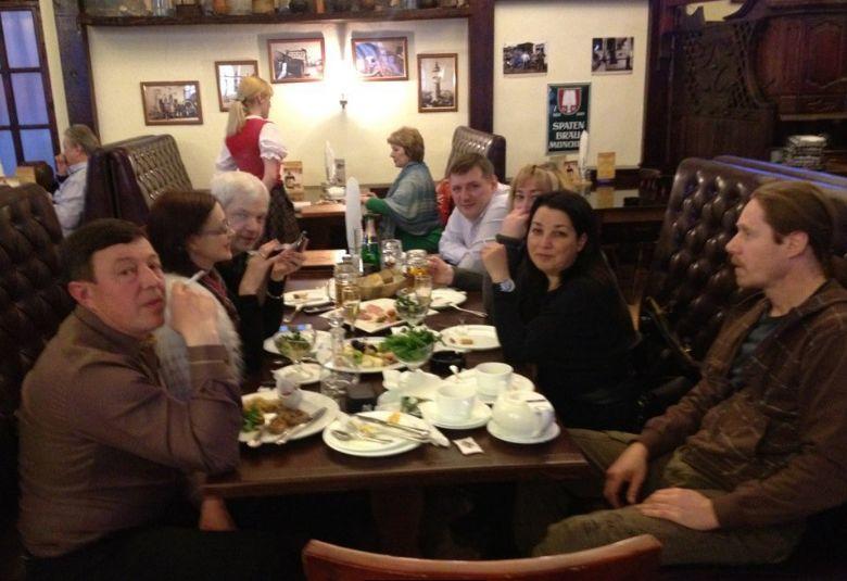Пивной ресторан Старина Мюллер на Воронцовской (Пролетарская / Крестьянская Застава) фото 79