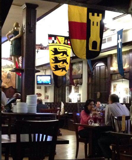 Пивной ресторан Старина Мюллер на Воронцовской (Пролетарская / Крестьянская Застава) фото 82
