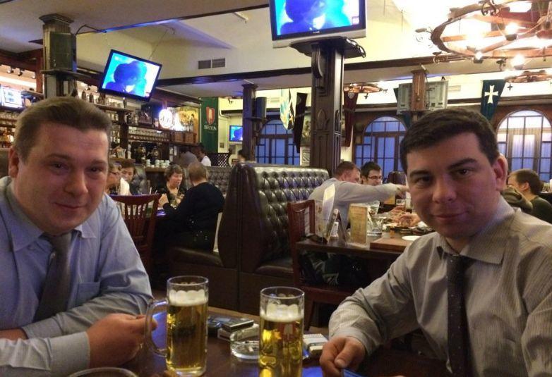 Пивной ресторан Старина Мюллер на Воронцовской (Пролетарская / Крестьянская Застава) фото 83