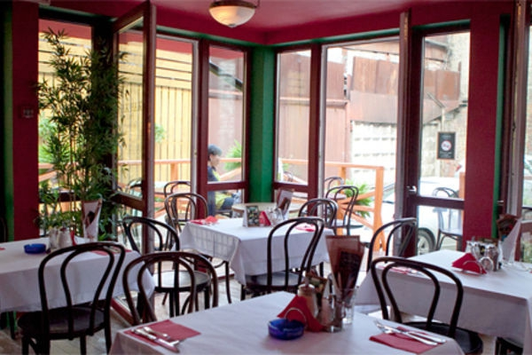 Французское Кафе Жан-Жак на Китай-городе (Лубянский проезд) фото