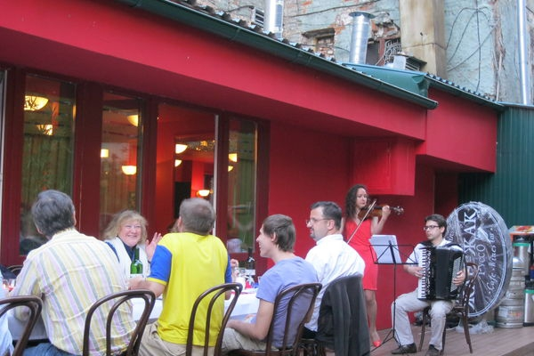 Французское Кафе Жан-Жак на Китай-городе (Лубянский проезд) фото 3