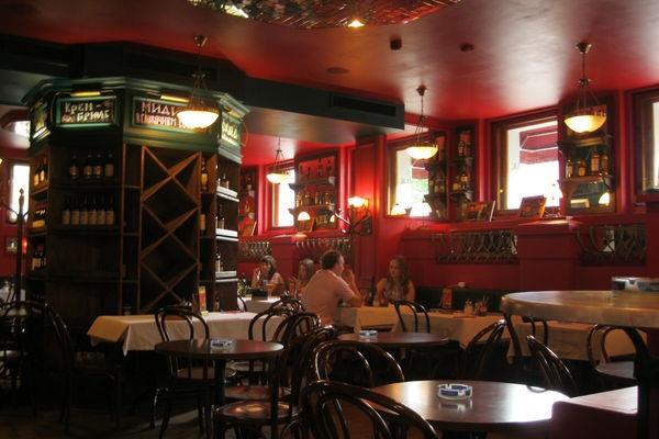 Французское Кафе Жан-Жак на Цветном Бульваре фото 6