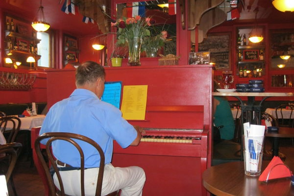 Французское Кафе Жан-Жак на Цветном Бульваре фото 7