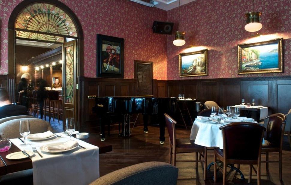Ресторан Сопрано на Орджоникидзе (Soprano) фото 17