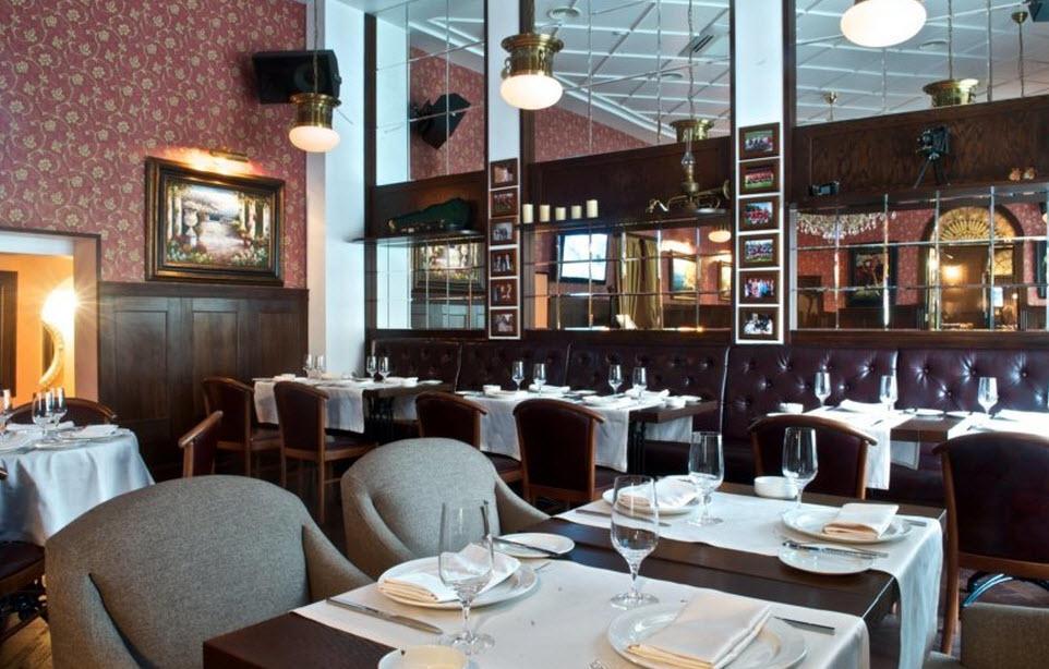 Ресторан Сопрано на Орджоникидзе (Soprano) фото 16