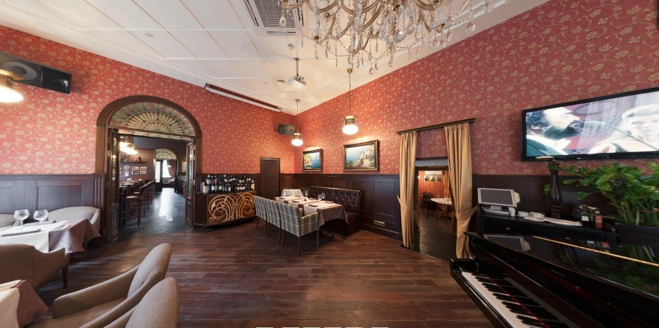Ресторан Сопрано на Орджоникидзе (Soprano) фото 2