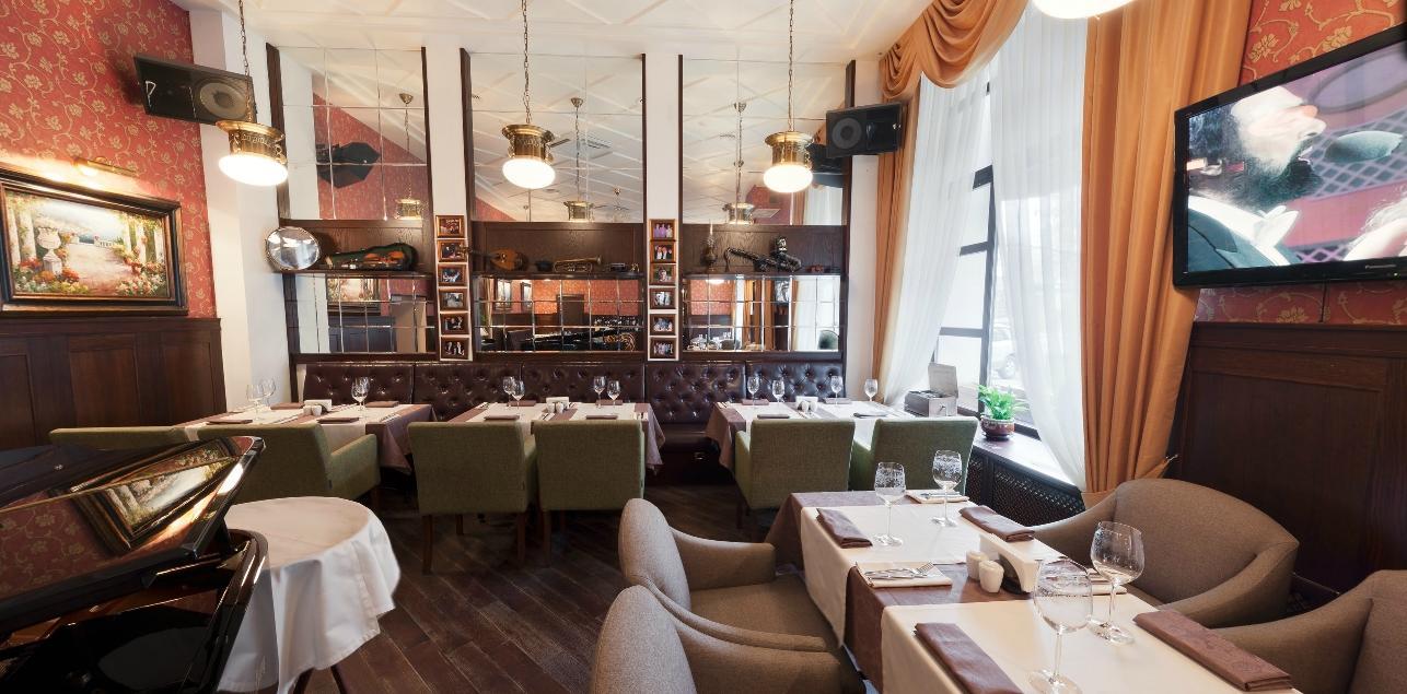 Ресторан Сопрано на Орджоникидзе (Soprano) фото 1
