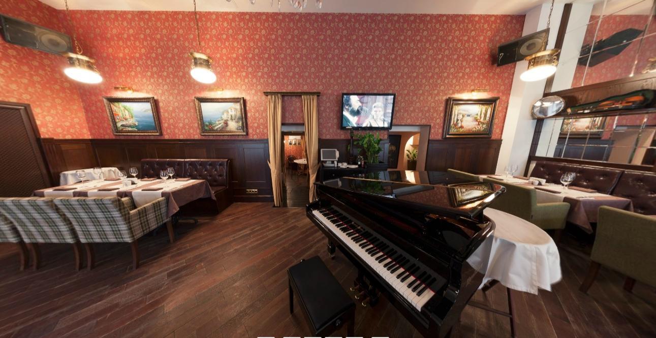 Ресторан Сопрано на Орджоникидзе (Soprano) фото 3