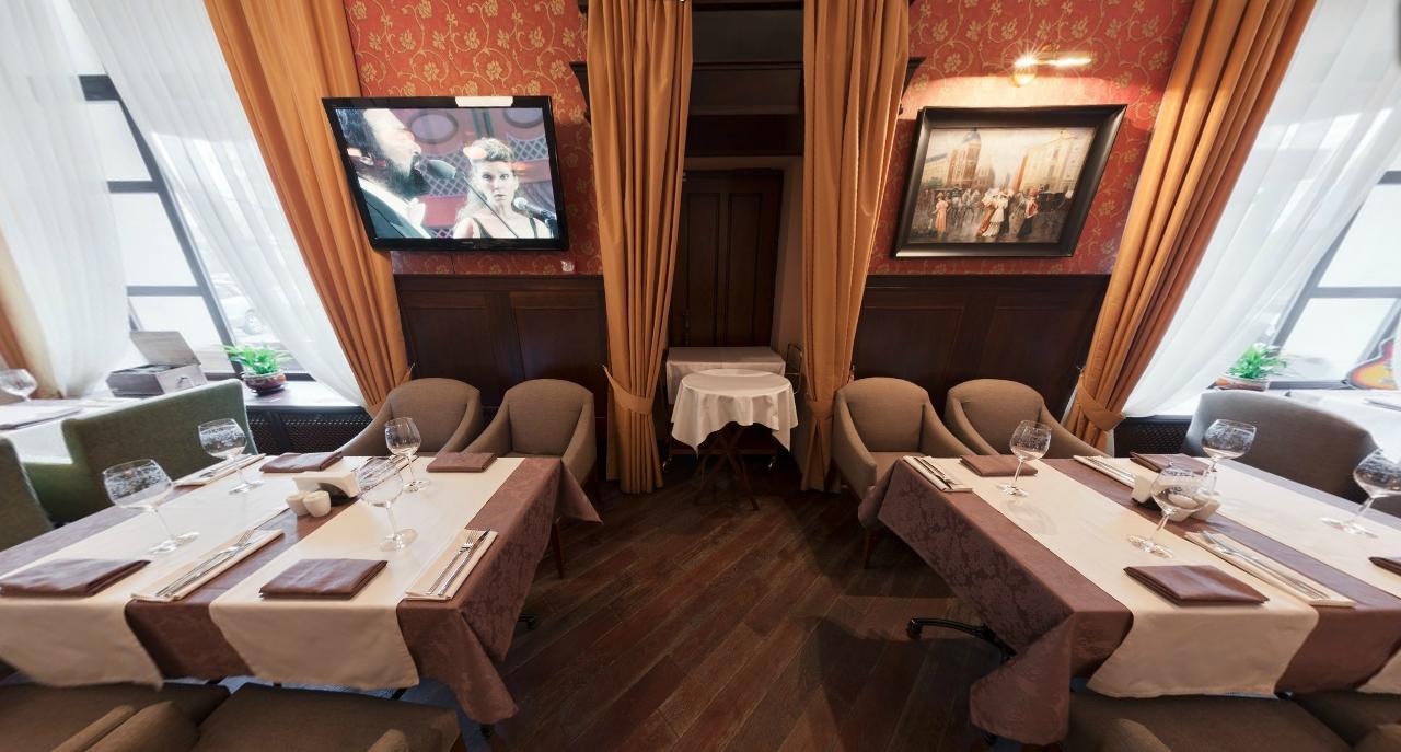 Ресторан Сопрано на Орджоникидзе (Soprano) фото 4