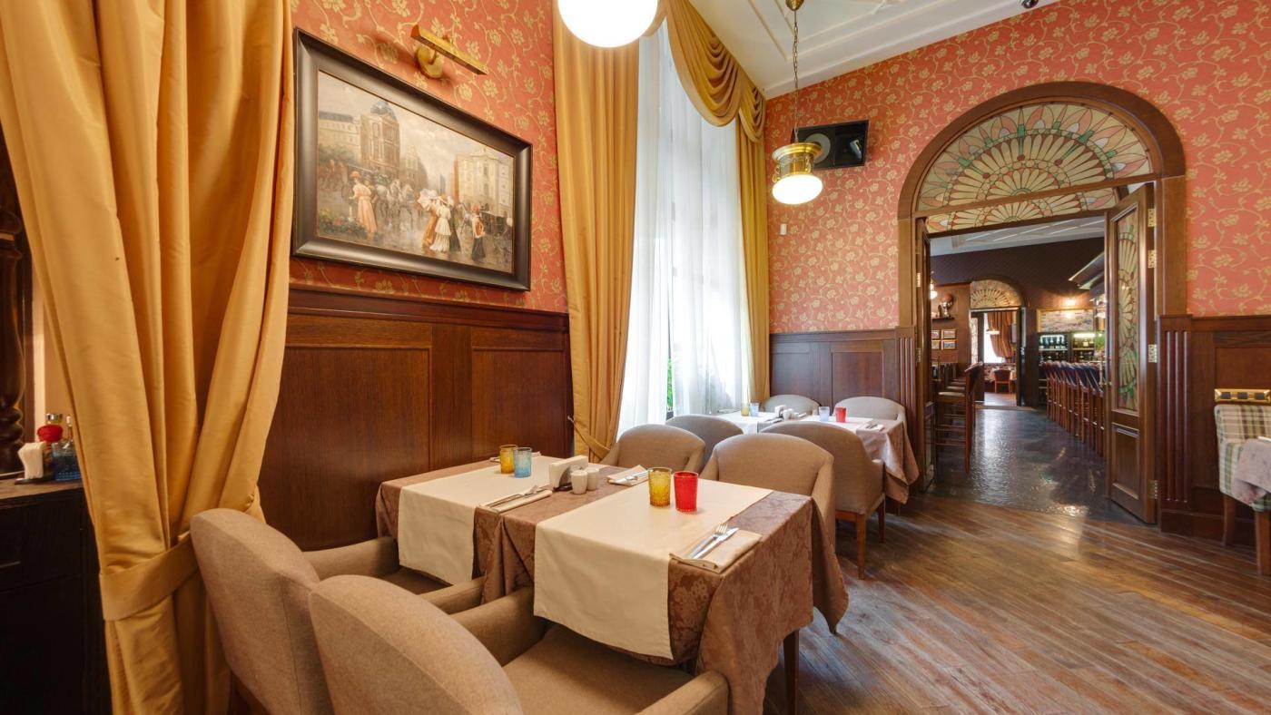 Ресторан Сопрано на Орджоникидзе (Soprano) фото 5